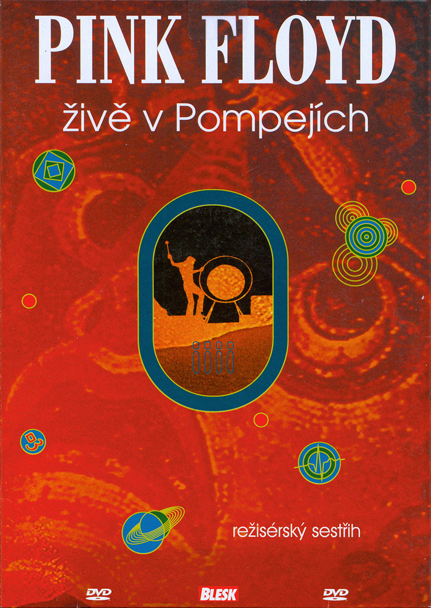 Pink Floyd Archives-Czech Republic DVD Discography