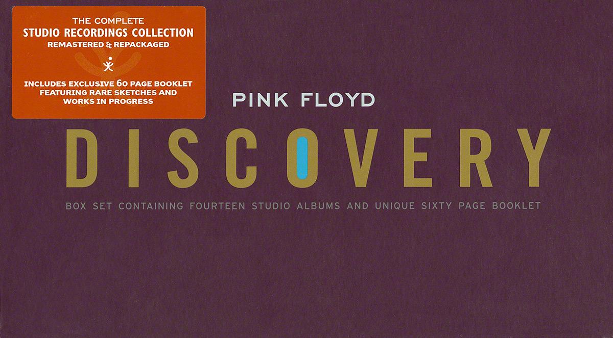 Pink Floyd Archives-E U  Box Sets CD Discography