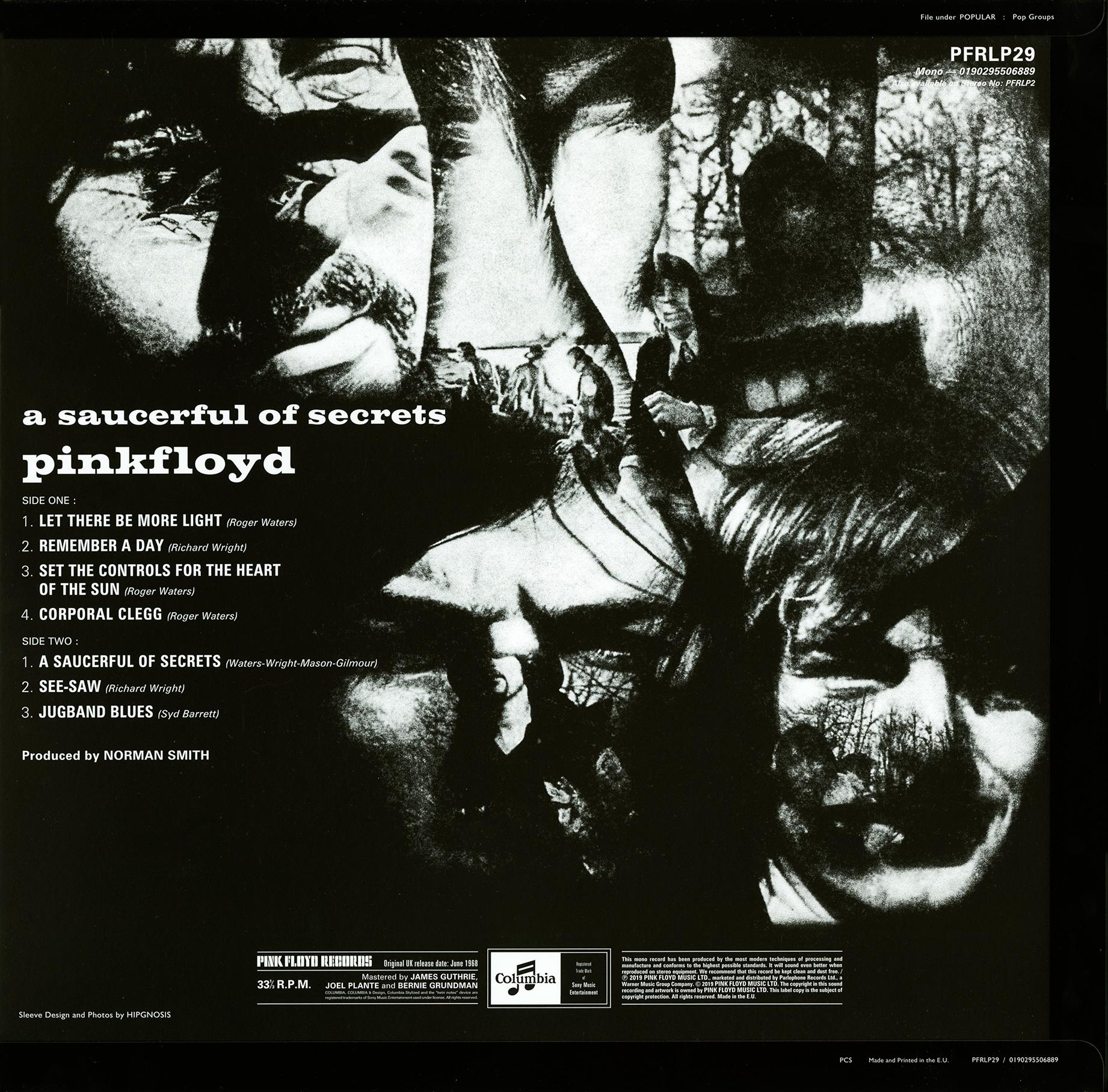 Pink Floyd Archives E U Pink Floyd Lp Discography