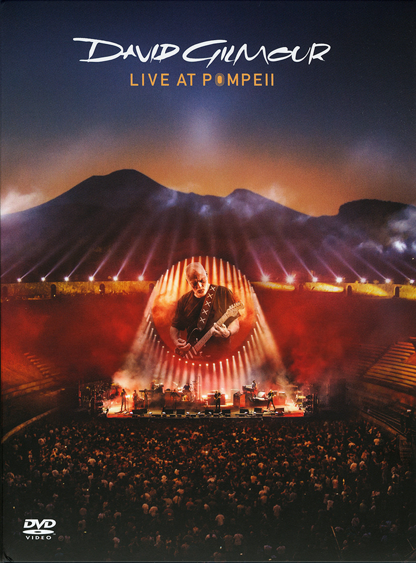 Pink Floyd Archives Japanese David Gilmour Dvd Discography