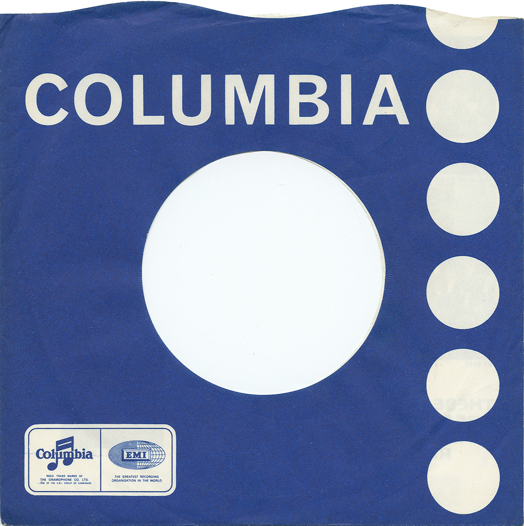 columbia record discography: