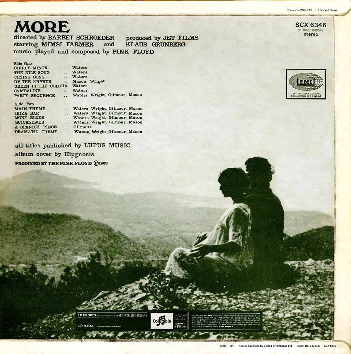 1969 - MORE [PINK FLOYD] [Album STUDIO]   BC