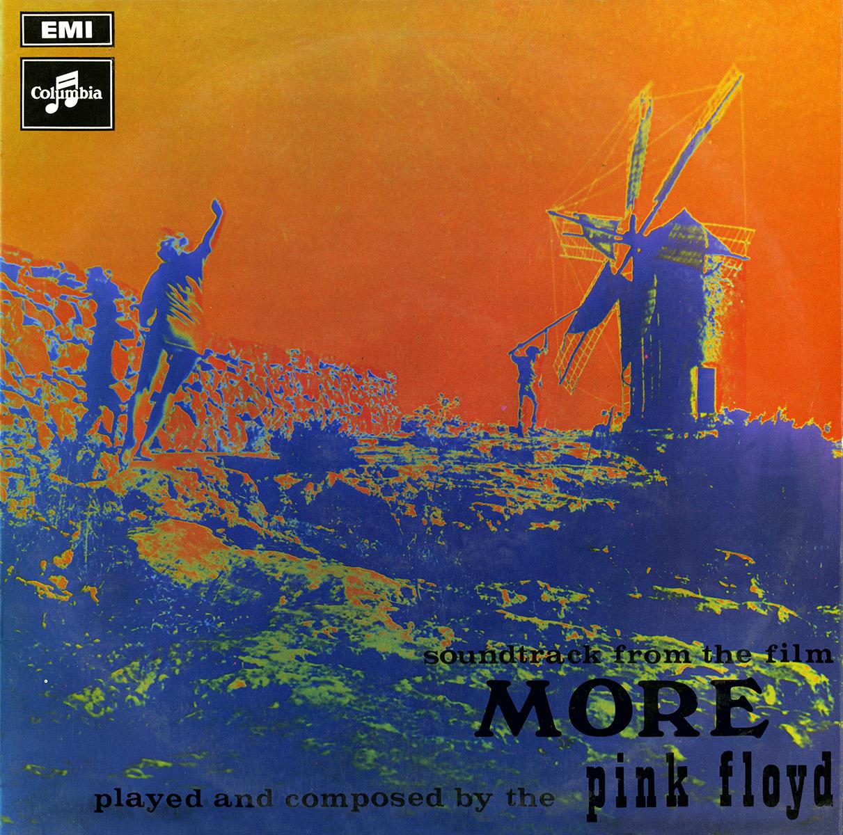 1969 - MORE [PINK FLOYD] [Album STUDIO]   FC