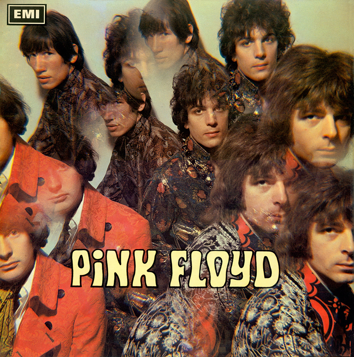Pink Floyd Archives Dutch Lp Discography