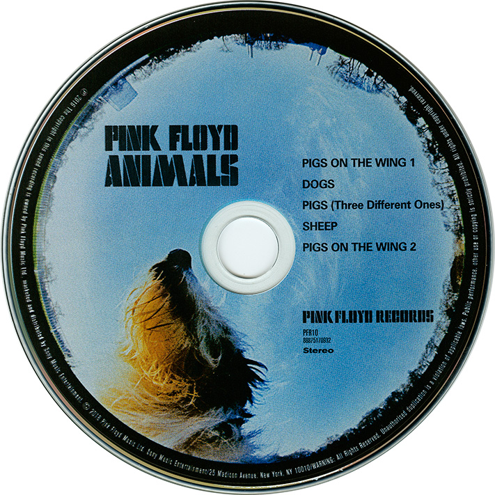 Pink Floyd 2016 Cd Reissues Under Quot Pf Records Quot Label Via