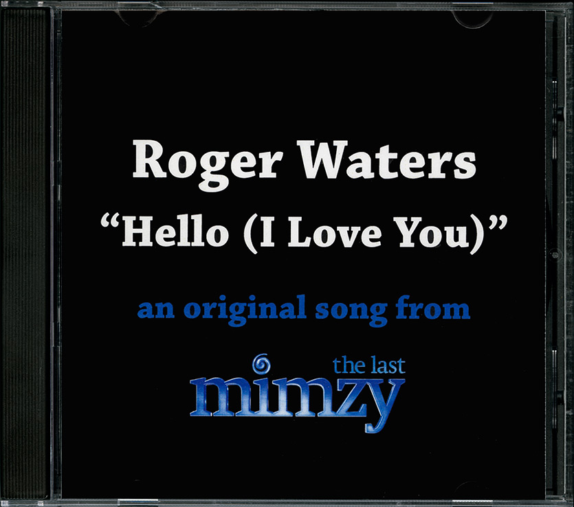 Pink Floyd Archives-U.S. Roger Waters CD Singles Discography