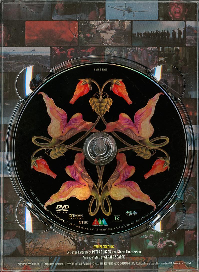 Pink Floyd Archives-U.S. DVDs