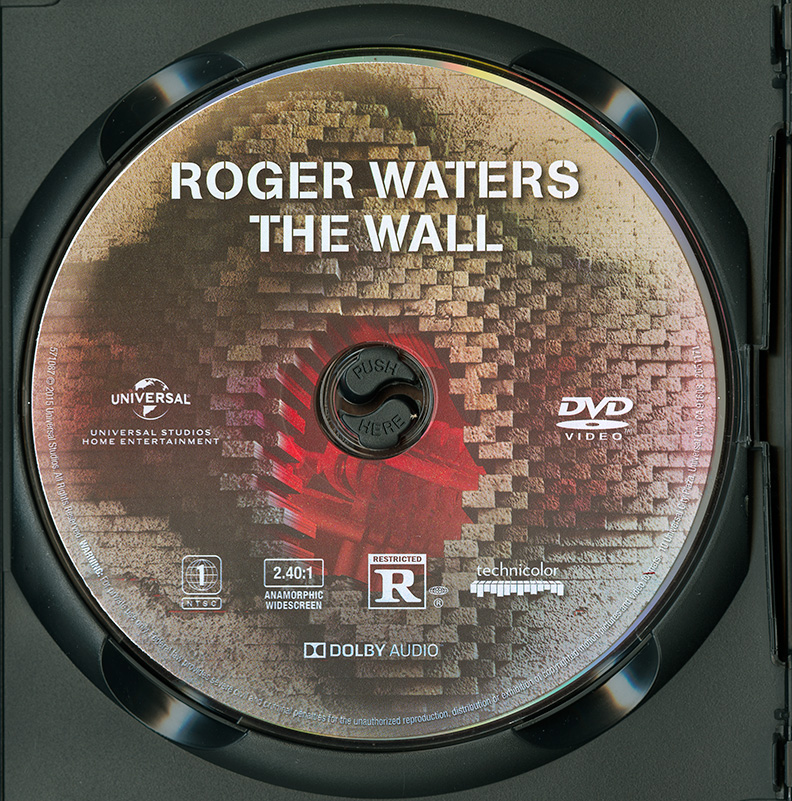 Pink Floyd Archives-U.S. Roger Waters DVD Discography
