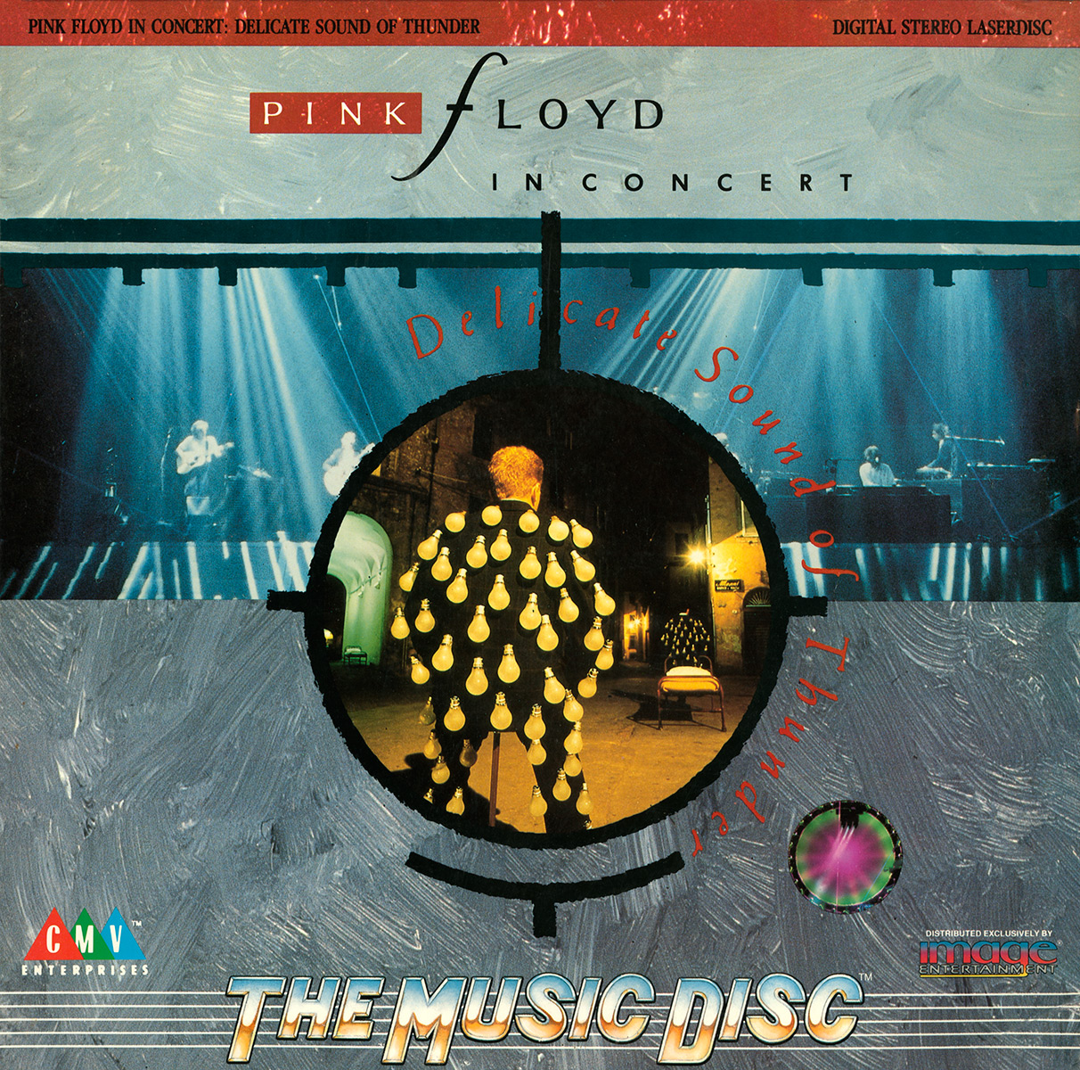 Pink floyd - delicate sound of thunder at discogs