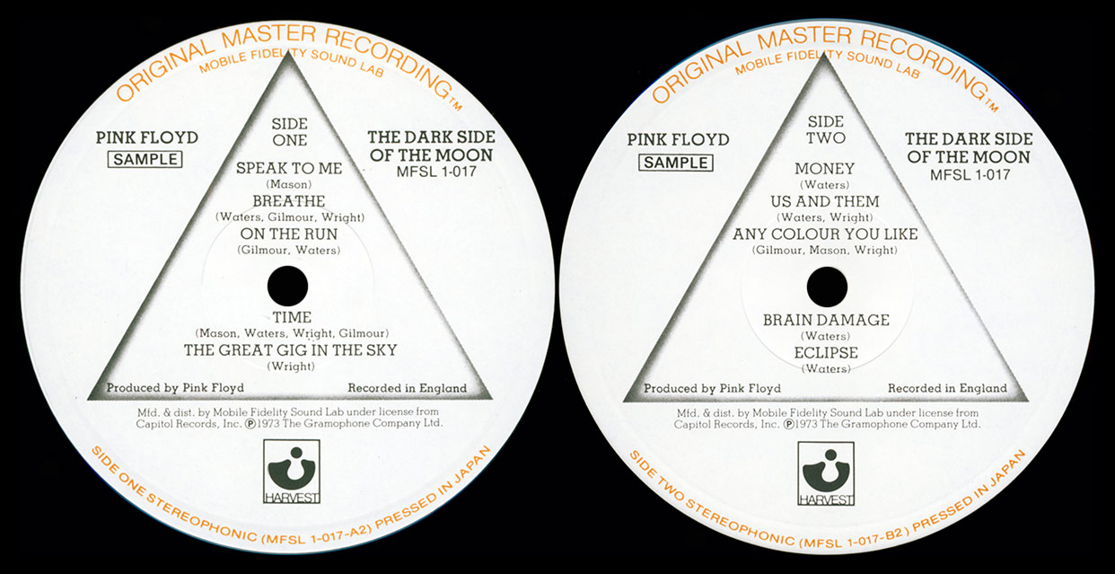 Pink Floyd Archives Mfsl Discography