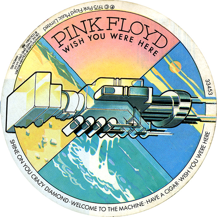 Pink Floyd Archives-U.S. Military LP Discography