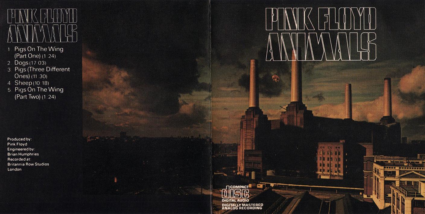Pink floyd animals - Title Animals Record Company Sony Music Entertainment Venezuela Catalog Number 2 11 0592 Bar Code None Release Information Second Venezuelan Issue